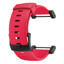 Suunto Core Rubber Strap Red