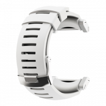 Suunto Core Rubber Strap White