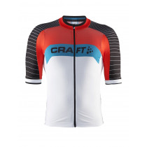 Craft Gran Fondo Jersey Men White