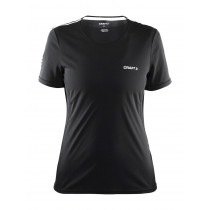 Craft Mind SS Tee Women Black/Platinum