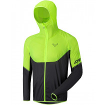 Dynafit Vertical Wind Men Jacket 72 Fluo Yellow