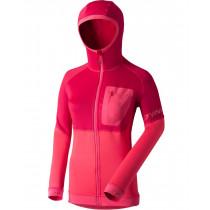 Dynafit Thermal Layer 4 Polartec Women's Hoody Crimson