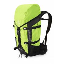 Fjellpulken X-Pack Tursekk 25 Liter Med Selesystem Og Barnebelte Grønn