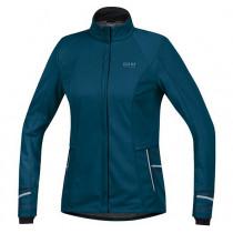 Gore Running Wear® Mythos Lady 2.0 Windstopper® Soft Shell Jacket Ink Blue