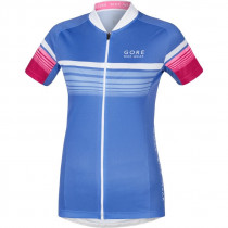 Gore Bike Wear Element Lady Speedy Jersey Blizzard Blue/Jazzy Pink