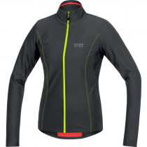 Gore Bike Wear® Element Lady Thermo Jersey Black/Neon Yellow