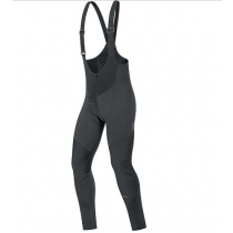 Gore Bike Wear® Element Windstopper® Soft Shell Bibtights+ Black