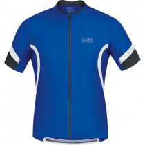Gore Bike Wear Power 2.0 Jersey Brilliant Blue/Black