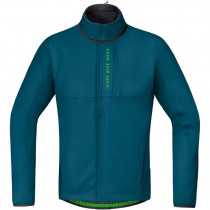 Gore Bike Wear® Power Trail Windstopper® Soft Shell Thermo Jacket Ink Blue