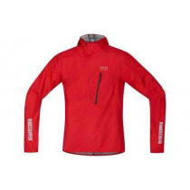 Gore Bike Wear Rescue Windstopper Active Shell Jacket Red