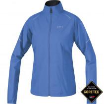 Gore Running Wear Essential Gore-Tex Active Lady Jacket Blizzard Blue