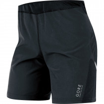 Gore Running Wear Essential Lady 2in1 Shorts Black