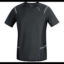 Gore Running Wear Mythos 6.0 Shirt Black/Graphite Grey
