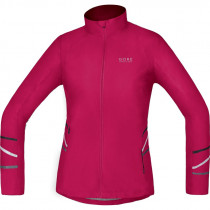 Gore Running Wear Mythos Lady Windstopper Active Shell Light Jacket Jazzy Pink