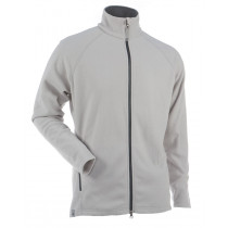 Gridarmor M's Fleece Daily 1/1 Zipper Quiet Grey & Dark Shadow Zipper