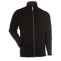 Gridarmor M's Fleece Daily 1/1 Zipper Black Beauty & Dark Shadow Zipper