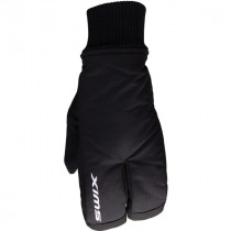 Swix Split Mitt Black