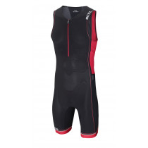Huub Core Tri Suit Black/ Red - Herre