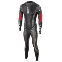 Huub Albacore 3:5 Black/Red