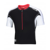 Huub Dave Scott Long Course Top Black/ Red