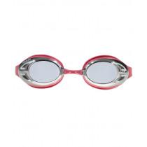 Huub Varga Silver Mirror Lens, Magenta Frame