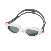 Huub Acute Smoke Lens, White Frame