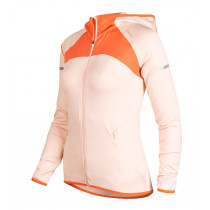 Johaug Run Full Zip Fleece Peony