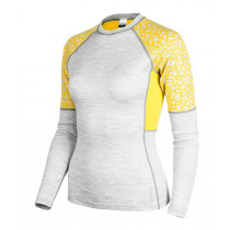 Johaug Light Wool Longsleeve Sulph