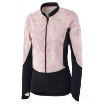 Johaug Run Print Full Zip Blush