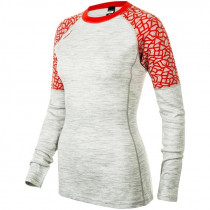Johaug Win Wool Long Sleeve Vred
