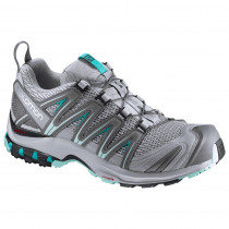 Salomon Xa Pro 3d Women's Quarry/Pearl Blue/Aruba Blue