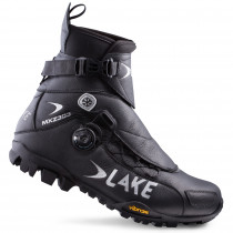 Lake Sko Mtb Mxz 303 Wide Vinter Black/Silver