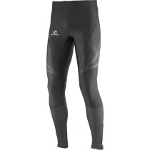 Salomon Intensity Long Tight M Black