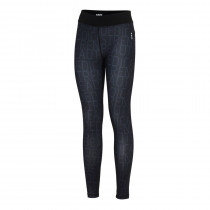 Mitchi Urd Leggings Black Aop
