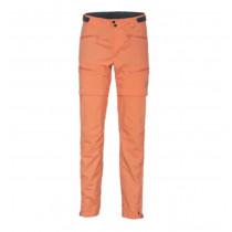 Norrøna Bitihorn Zip Off Pants (W) Orange Alert