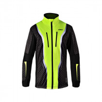 One Way Carbon 3 Softshell Jacket Yellow-Black