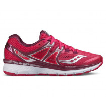 Saucony Triumph Iso 3 Women's Pink/Berry/Silver