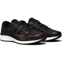 Saucony Triumph Iso 4, Women's Black/Denim/Copper
