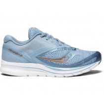 Saucony Kinvara 9, Women's Light Blue/Denim/Copper
