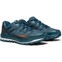 Saucony Peregrine 8, Women's Blue/Denim/Copper