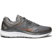 Saucony Guide Iso, Men's Grey/Denim/Copper