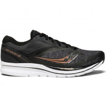 Saucony Kinvara 9, Men's Black/Denim/Copper