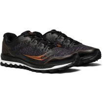 Saucony Peregrine 8, Men's Black/Denim/Copper