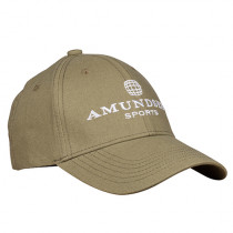 Amundsen Sports Linen Cap Faded Green