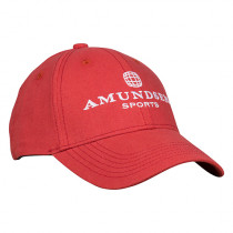 Amundsen Sports Linen Cap Weathered Red