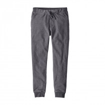 Patagonia M Mahnya Fleece Pants Forge Grey