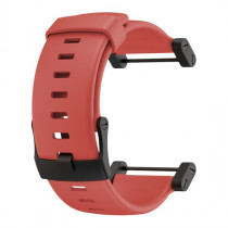 Suunto Core Crush Flat Rubber Strap Coral
