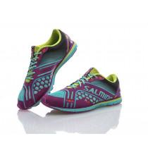 Salming Race 3 Shoe Women Turquoise/Cactusflower