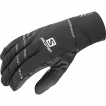 Salomon Rs Pro Windstopper Glove Unisex Black