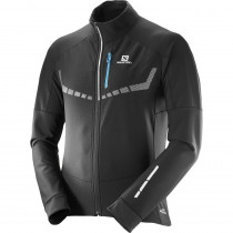 Salomon Rs Pro Windstopper Jacket Men's Black